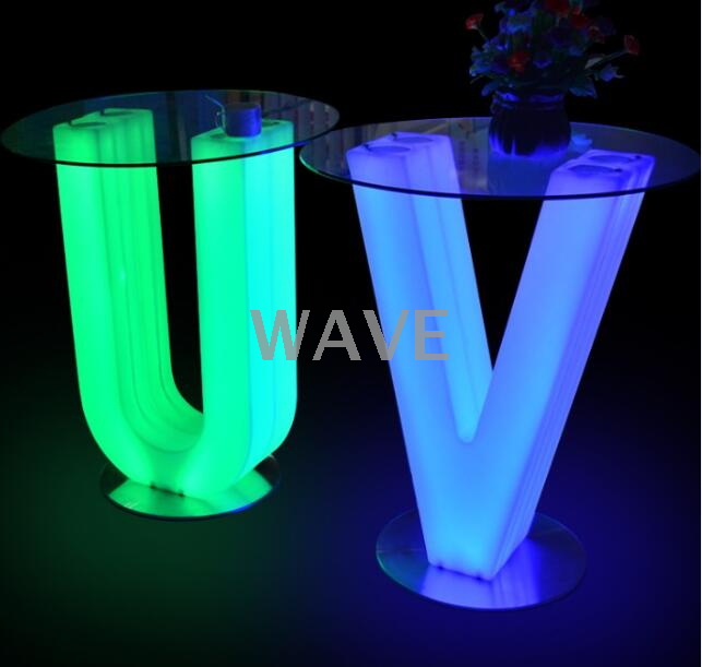 waterproof remote control PE A to Z led letter Light