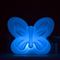 colors change PE waterproof LED butterfly Light