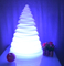 PE colors change Christmas Tree LED Decorative Light