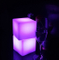 outdoor Illuminated LED Cube Decorative Light