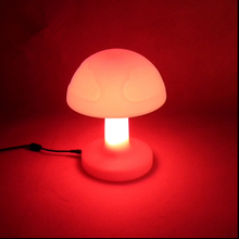 PE colors change Rechargeable LED Decorative Light