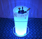 Battery color changes Lighted Furniture LED Bar Table